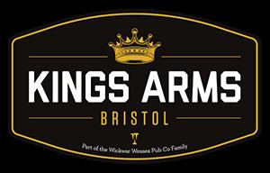 The King Arms Logo